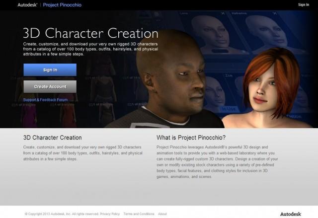 Project Pinocchio